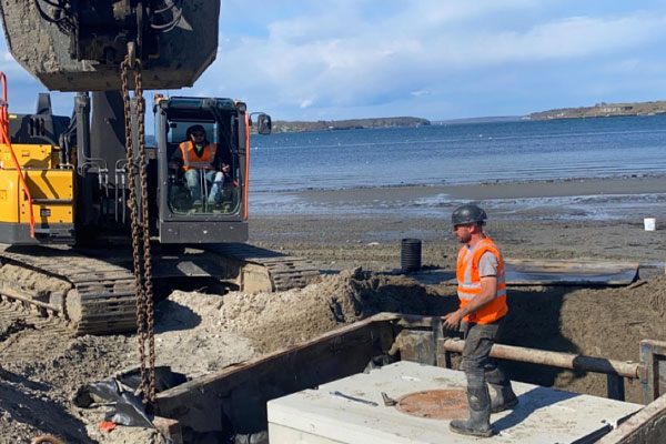 Maine Coast Excavating